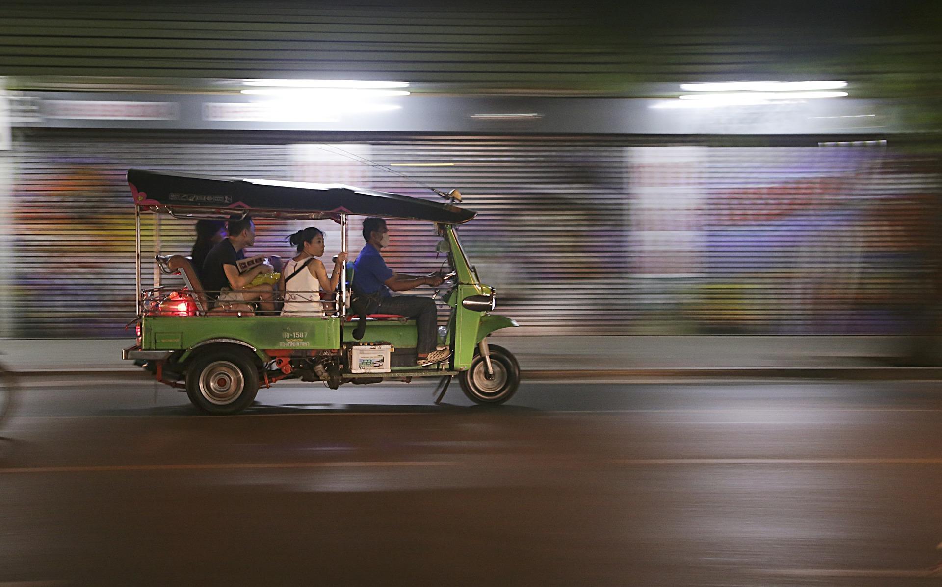 Tuk-tuk | Bangkok