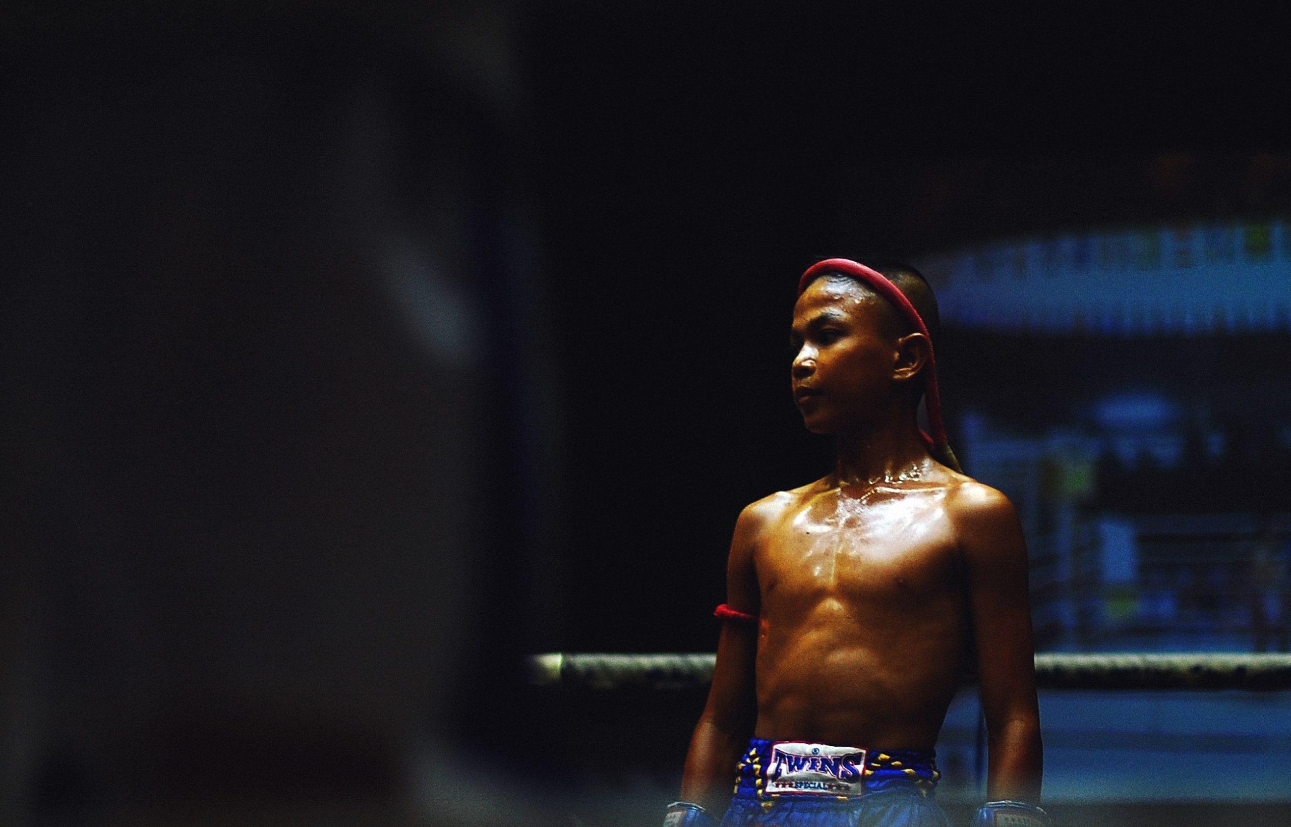 Muay thai ou Boxe thailandaise