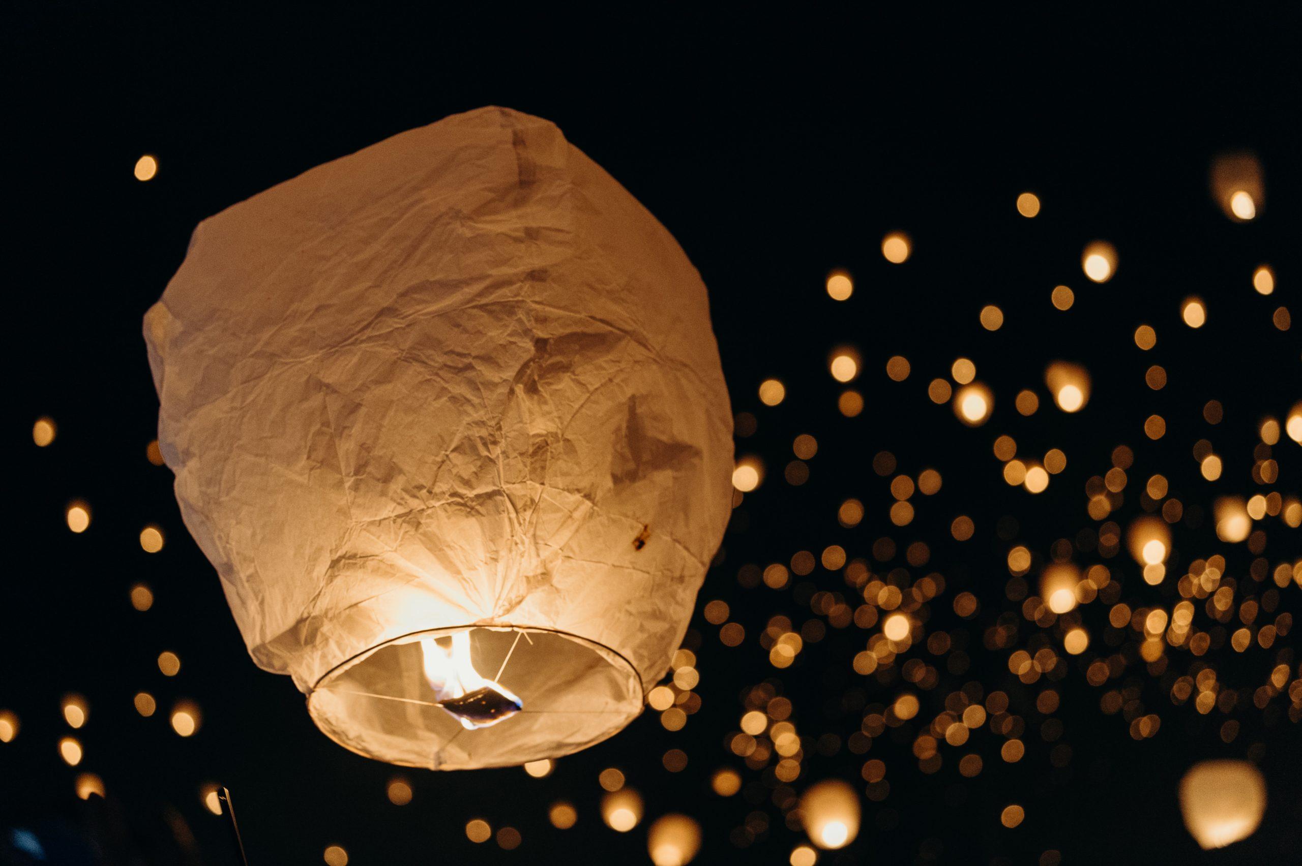 lanterne thailande loy kratong
