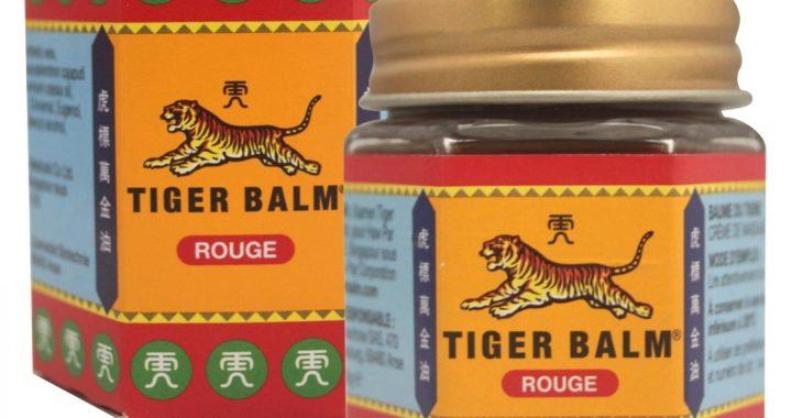 Connaissez-vous vraiment le baume du tigre ?