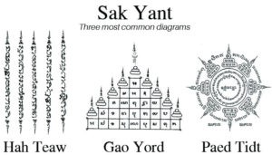 design de Sak Yant