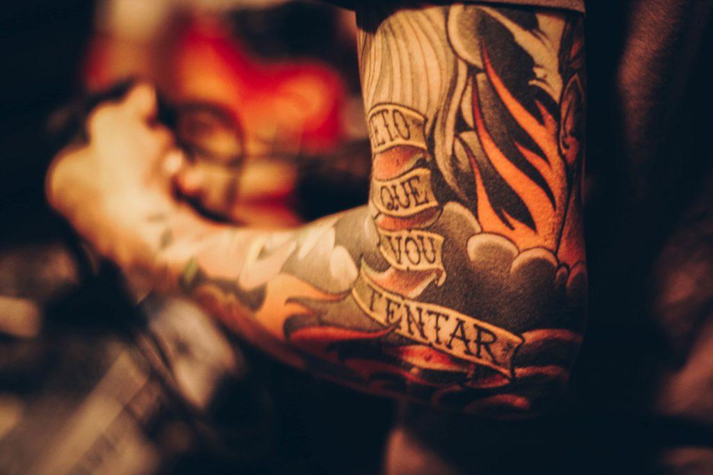 salon de tatouage Bangkok