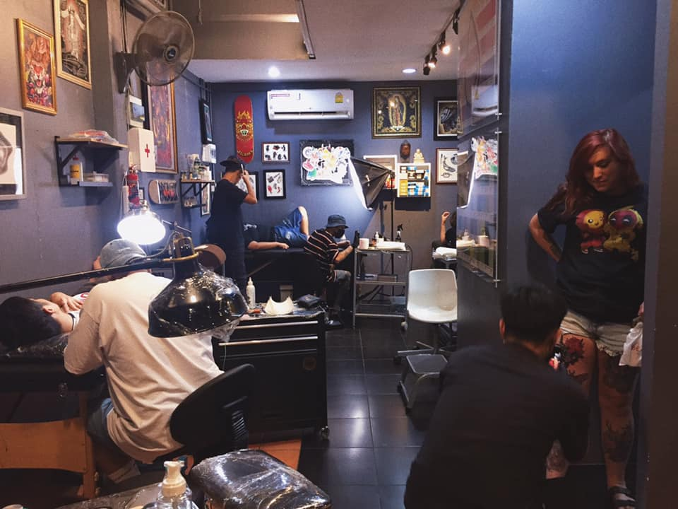 studio de tatouages inkception
