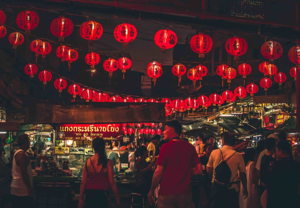 nouvel an chinois a bangkok