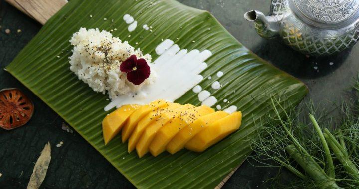 Mes 5 desserts thaïlandais préférés