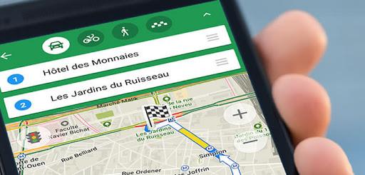 Cartes et navigation hors ligne