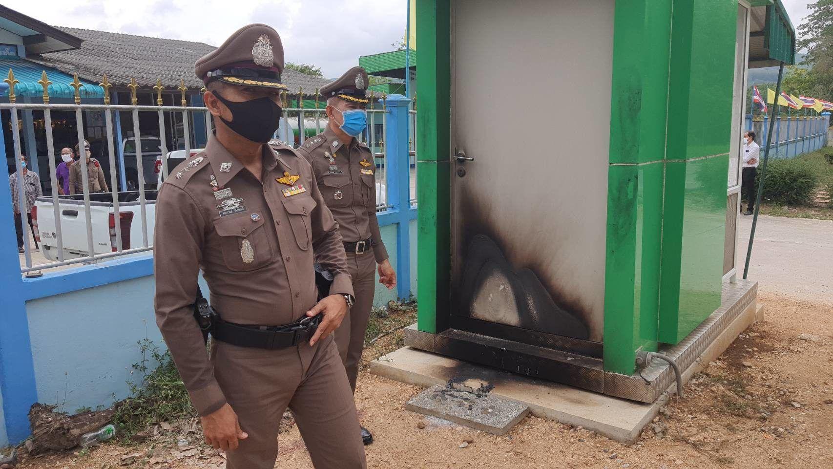 policier thai