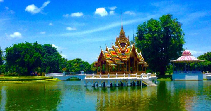 Que faire dans le centre de la Thailande ?