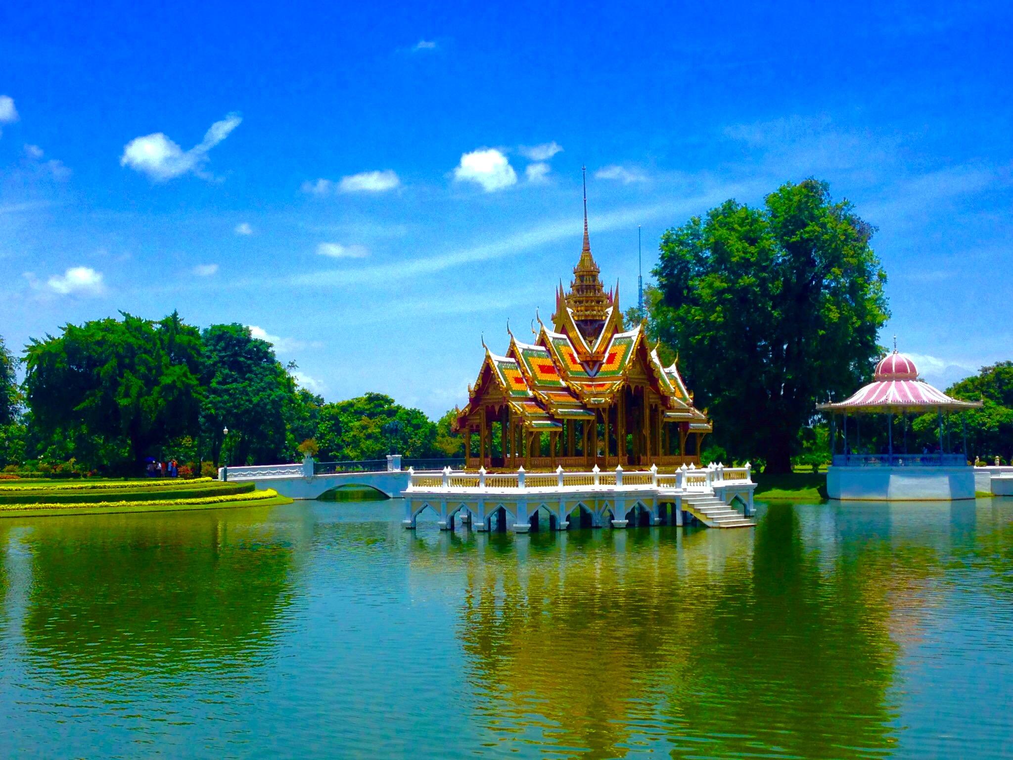 le palais Bang Pa In