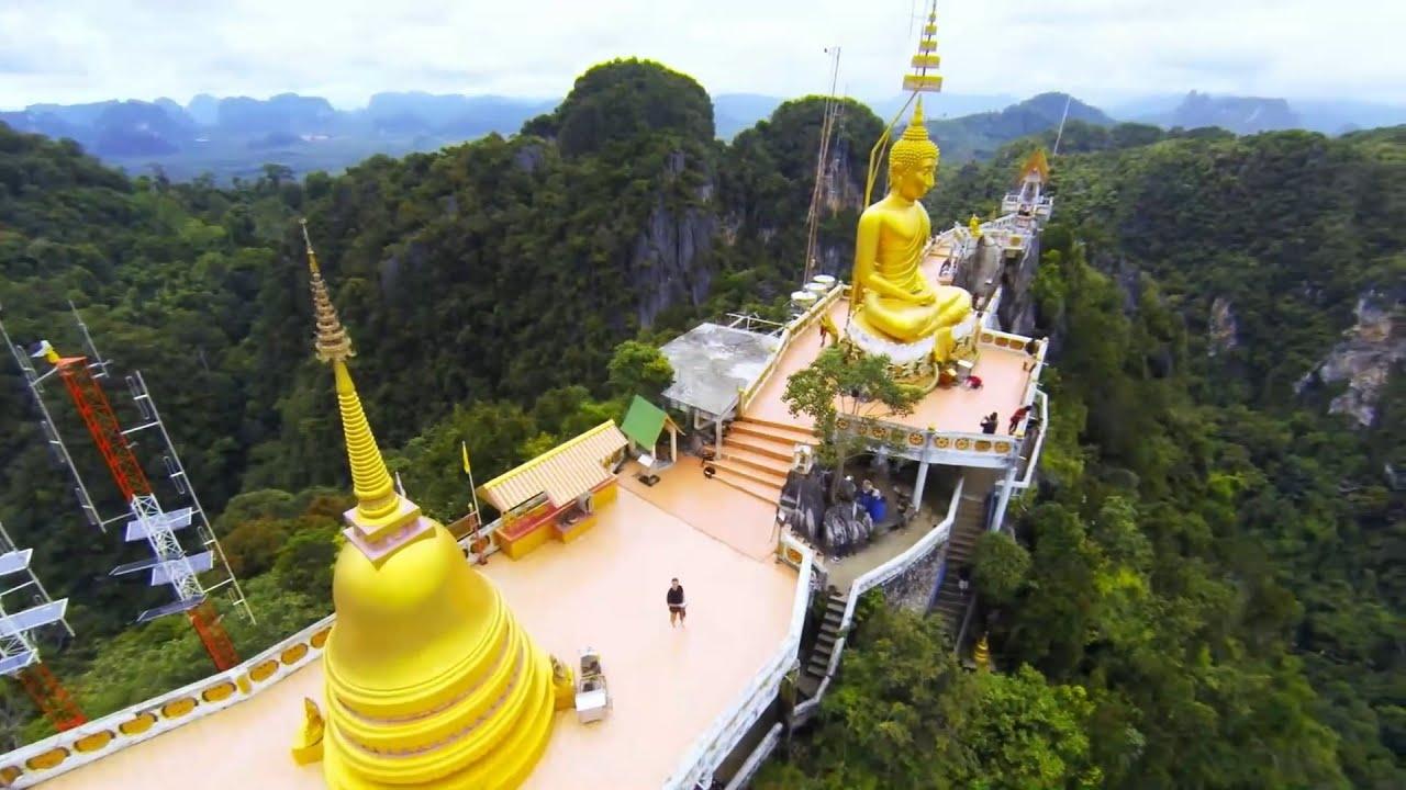 Le temple Tham Sua