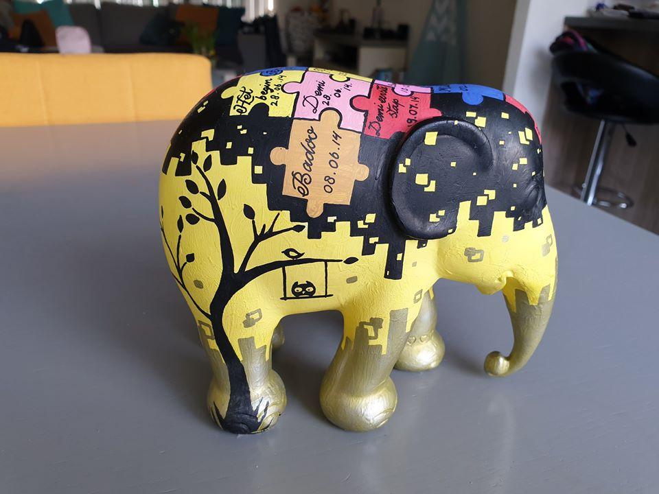 Elephant Parade, vous connaissez ?