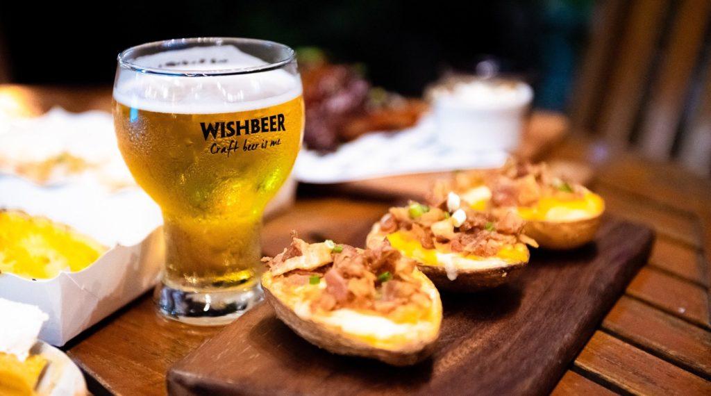 Biere artisanale Wishbeer