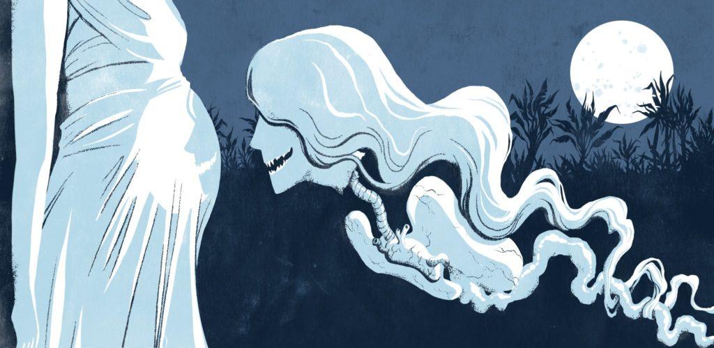 Krasue, le fantome
