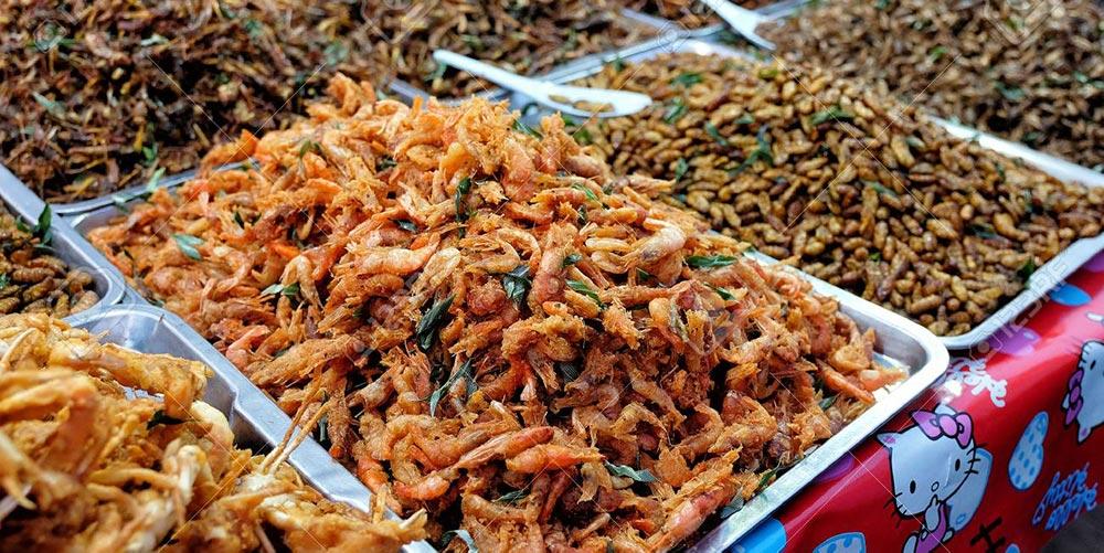 Les plats thais les plus étranges