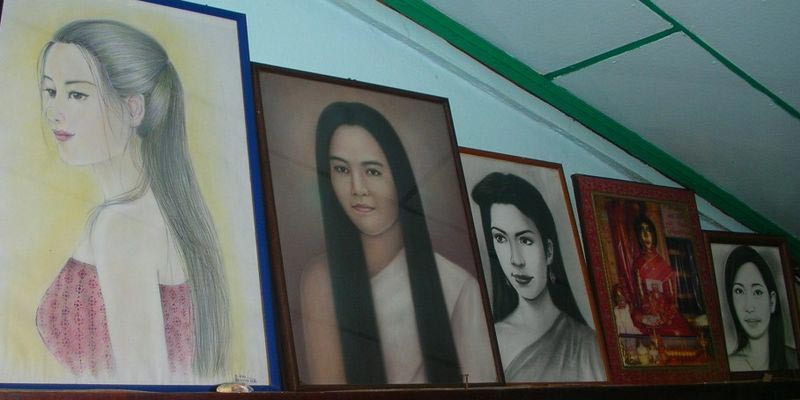Mae Nak ou le fantôme de Phra khanong