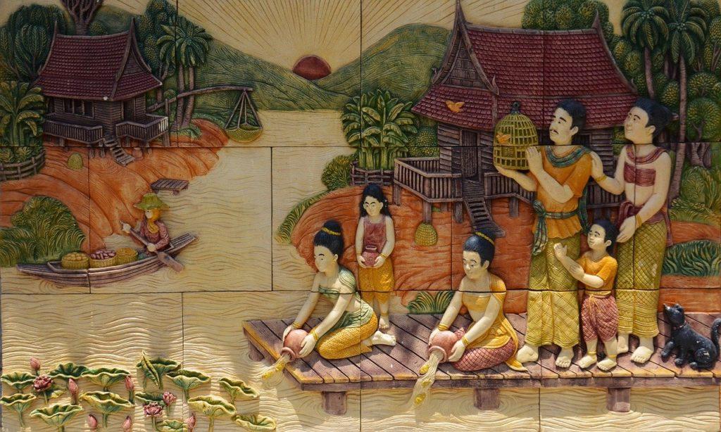 société thaïlandaise