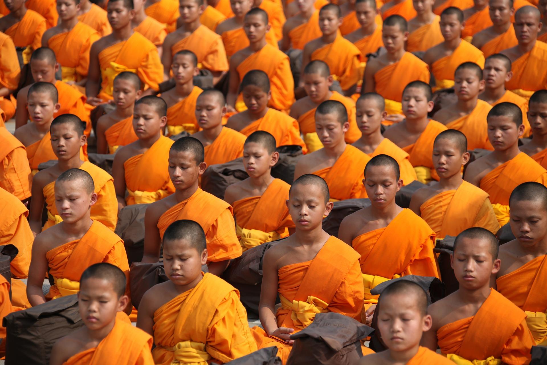 LA MEDITATION EN THAILANDE
