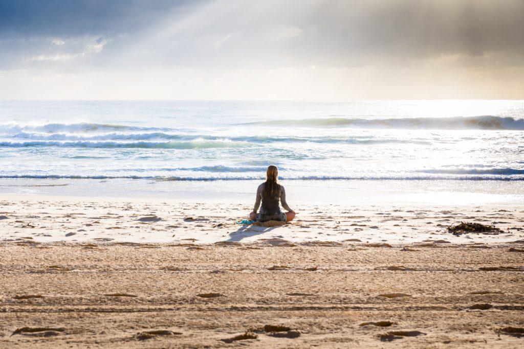 la méditation en Thaïlande