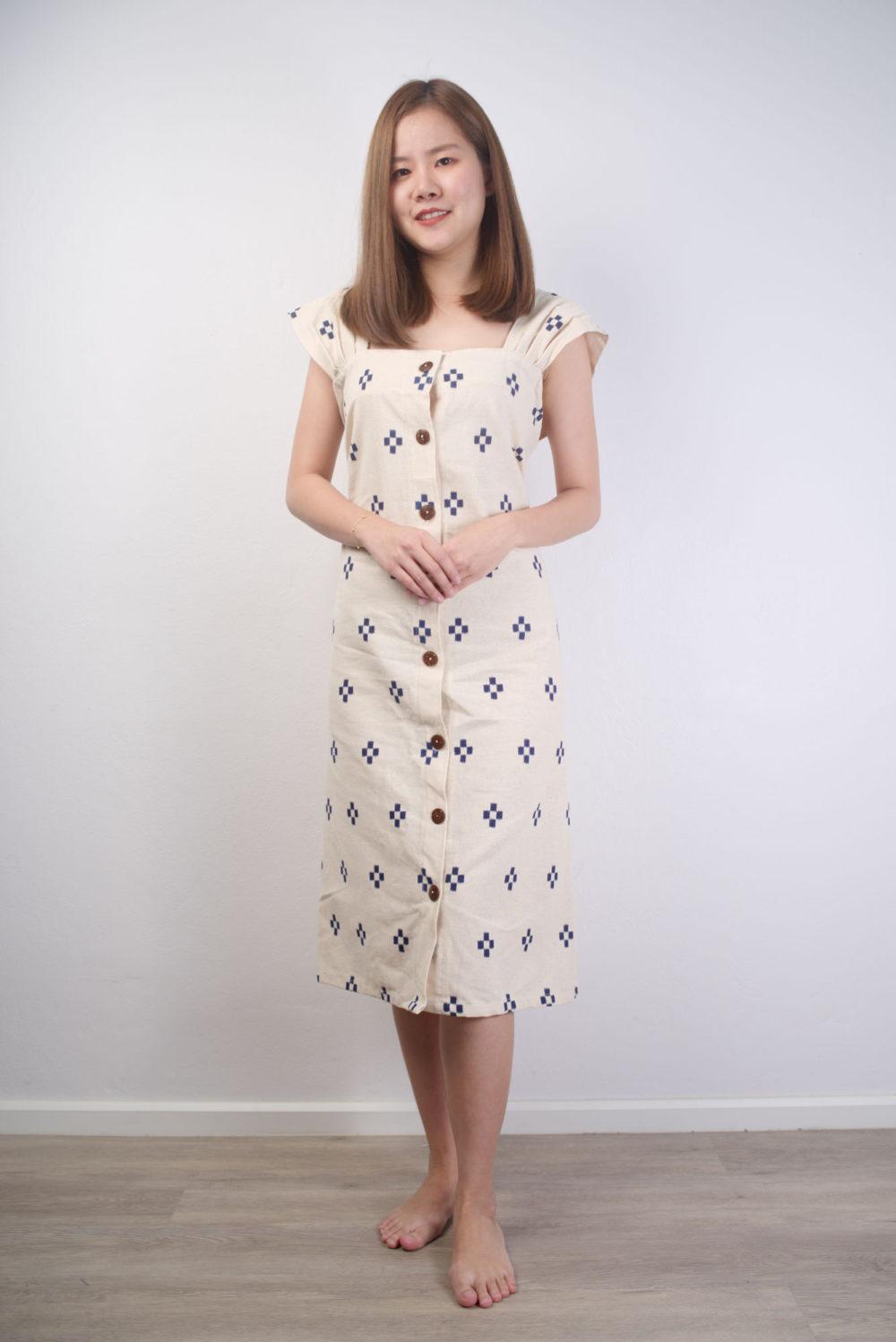 La robe Lanna