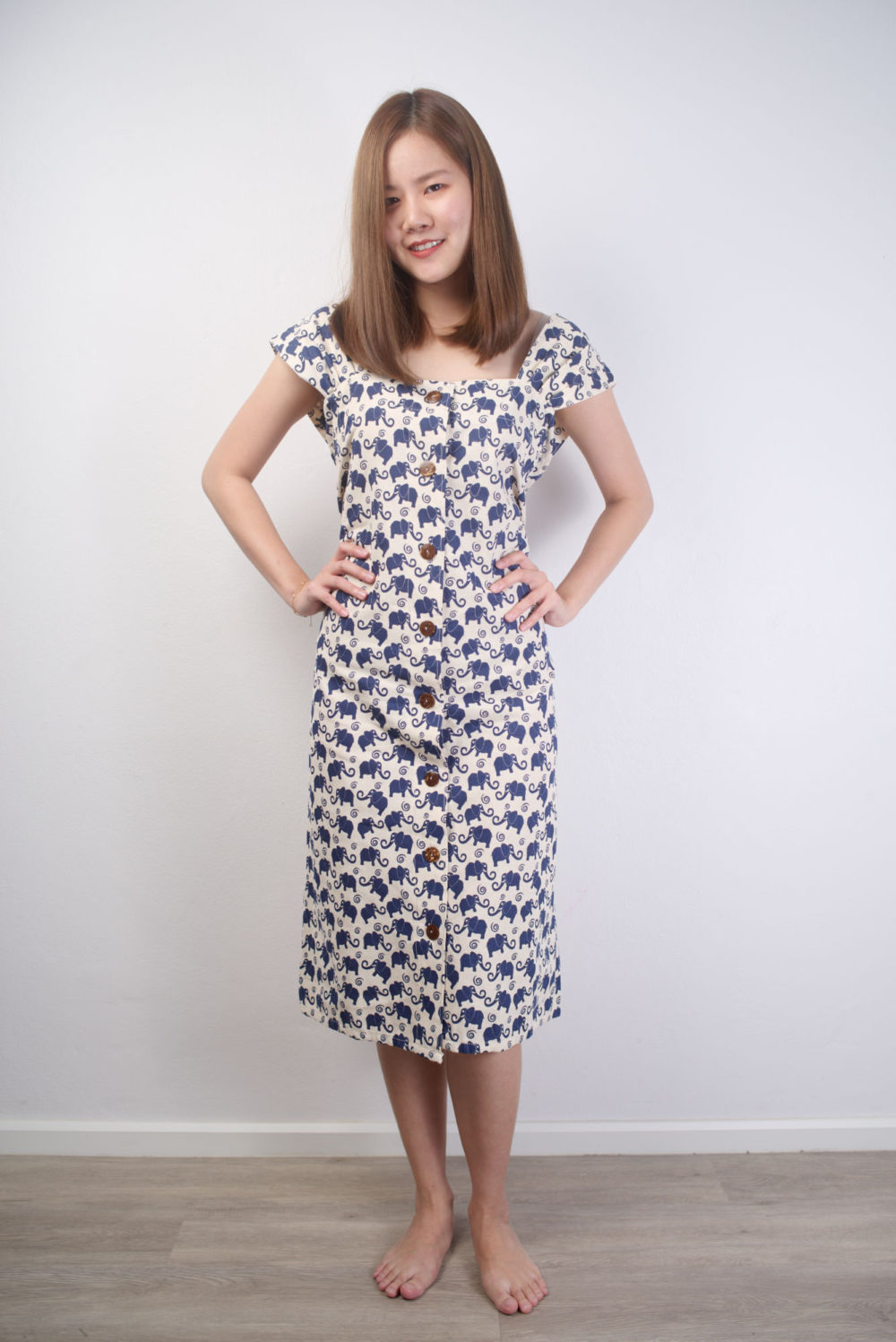 La robe Chang