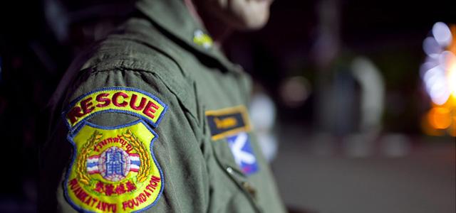 Les « anges de la nuit »  le système d'urgence  médicale à Bangkok